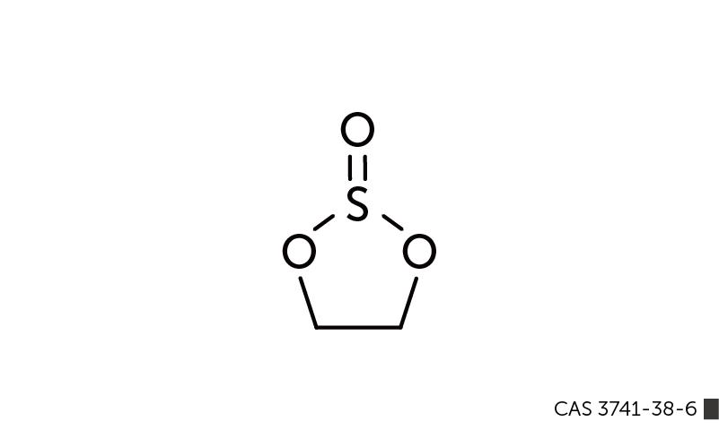 Ethylene sulfite (ES)