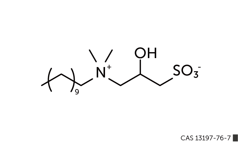 Lauryl hydroxysultaine (LHSB) - Products - Hopax Fine Chemicals